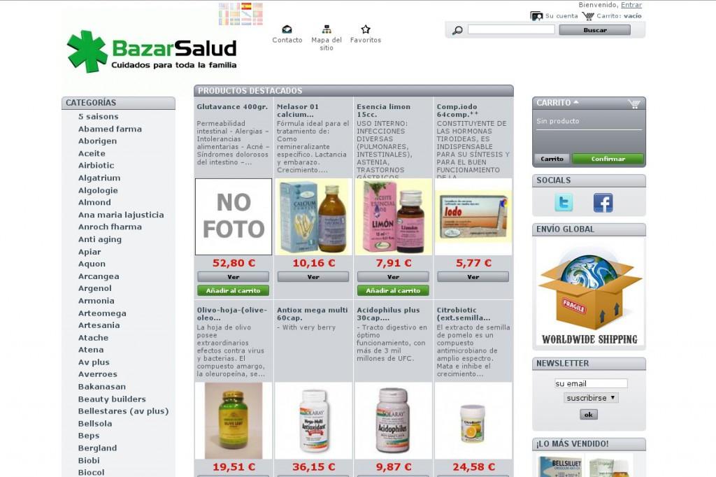BazarSalud.com