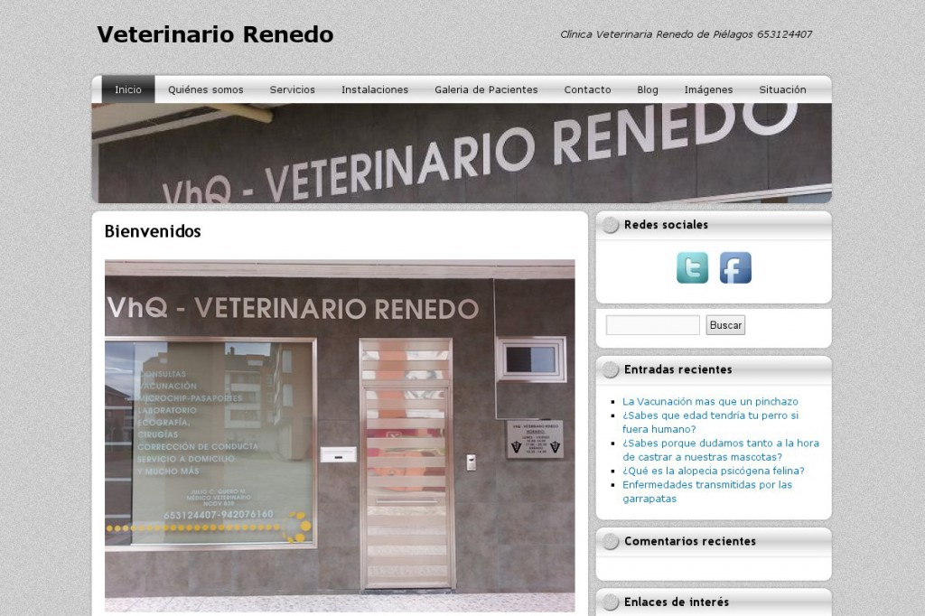 Veterinario Renedo